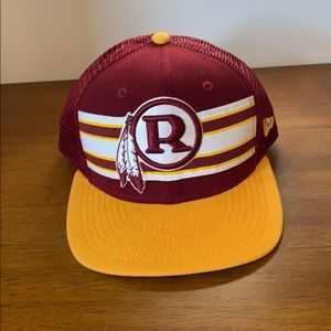 Washington Redskins SnapBack Trucker Hat